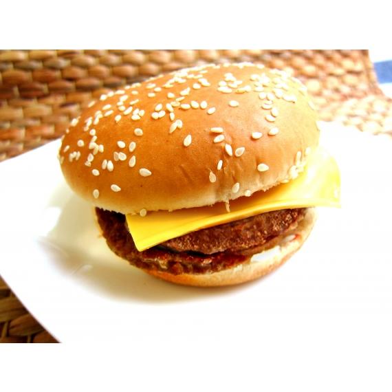 雙層牛肉搭配經典起司給您最大的滿足